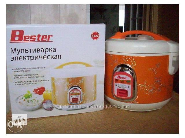 Мультиварка Bester WH-40D15-Porridge- объявление о продаже  в Сумах