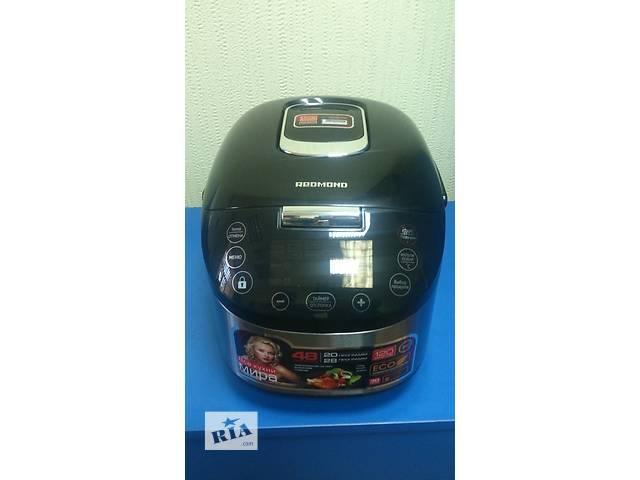 купить бу Мультиварка REDMOND RMC-M170 в Киеве