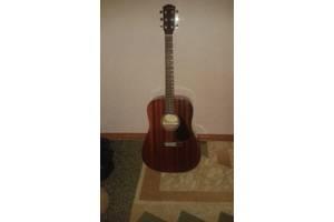б/у Акустические гитары Fender