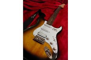 Новые Электрогитары Squier by Fender