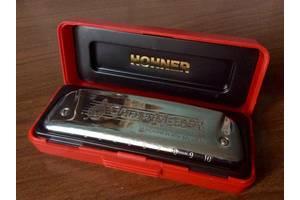 б/у Губные гармошки Hohner