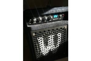 б/у Бас гитарные усилители Warwick