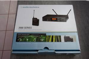 Новые Беспроводные микрофоны Audio-Technica