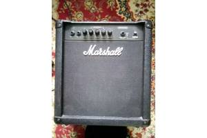 б/у Бас гитарные усилители Marshall