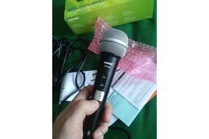 Новые Вокальные микрофоны Shure