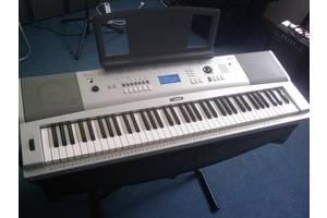 Новые Синтезаторы Yamaha