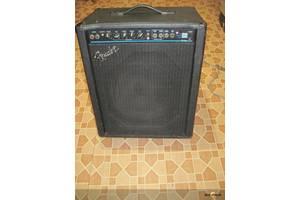 б/в Бас гитарные усилители Fender