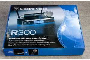 Новые Радиосистемы для концертов Electro-Voice