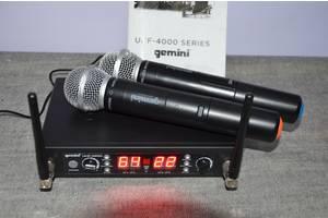 Нові Бездротові мікрофони