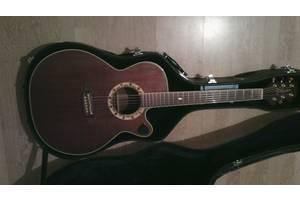 б/у Электро-акустические гитары Takamine