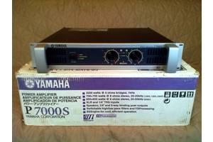 б/у Усилители мощности для музыкальных инструмент Yamaha