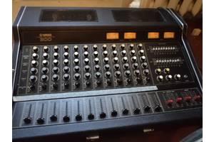 б/у Микшерные пульты для студии Yamaha
