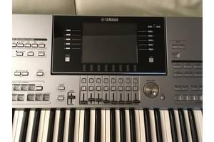 Новые Синтезаторы-рабочие станции Yamaha
