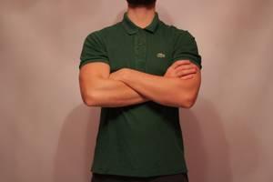 б/у Мужские футболки и майки Lacoste