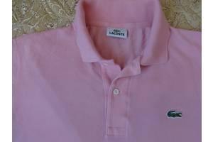 б/у Мужская одежда Lacoste