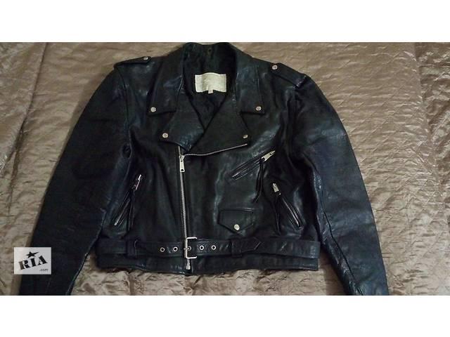 купить бу Мужская куртка-косуха большой размер в Киеве