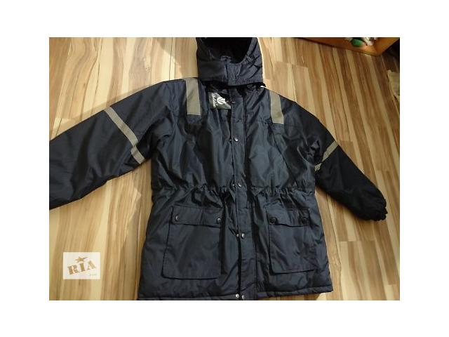 купить бу Мужская куртка новая в Одессе