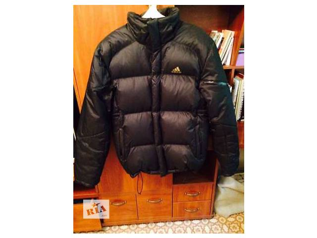 Мужская куртка-пуховик Adidas- объявление о продаже  в Киеве
