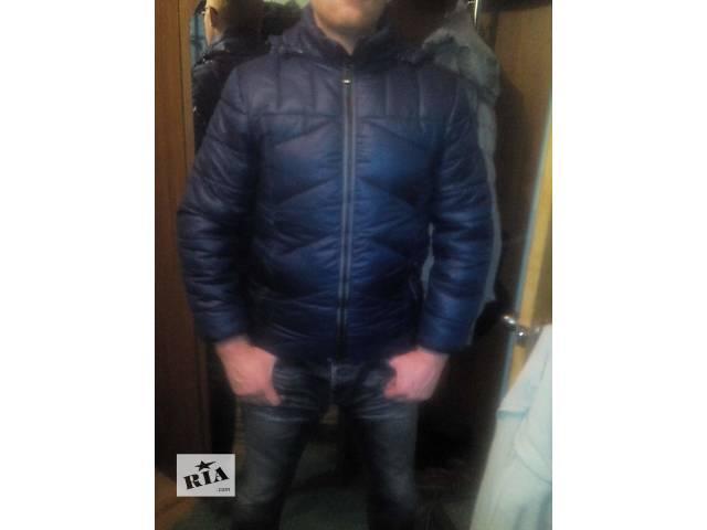 купить бу Мужская куртка зимняя в Кривом Роге (Днепропетровской обл.)