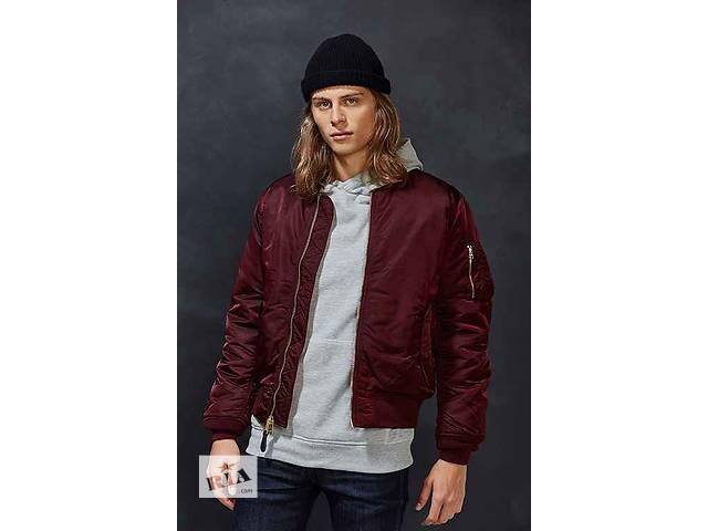 купить бу Мужская летная куртка MA-1 Slim Fit в Киеве