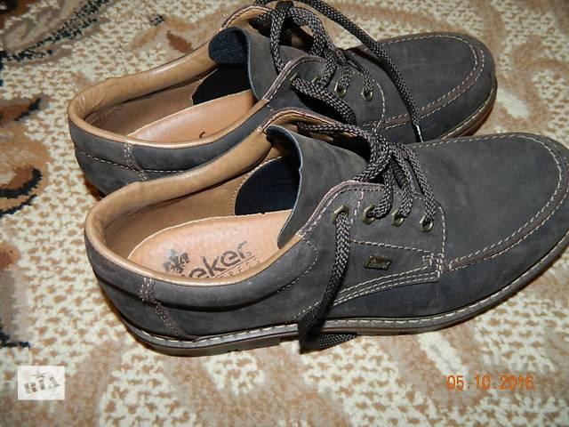 бу Мужская обувь Rieker в Нетешине