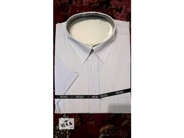 купить бу мужская рубашка 43\184 BOSS в Виннице