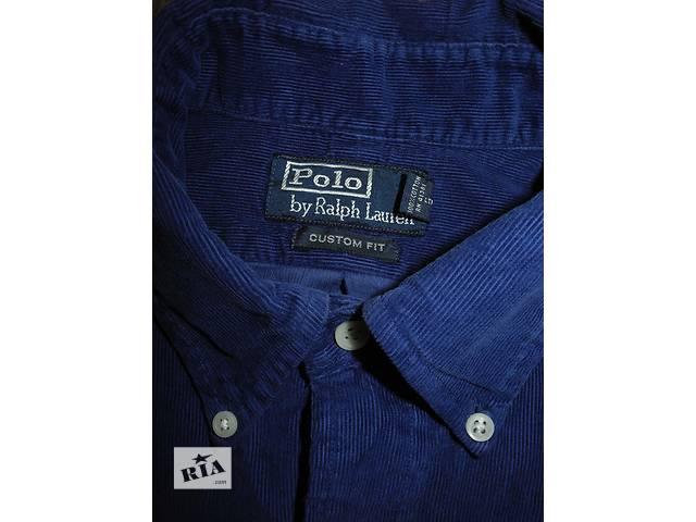 купить бу Мужская рубашка вельвет Polo by Ralph Lauren  в Полтаве
