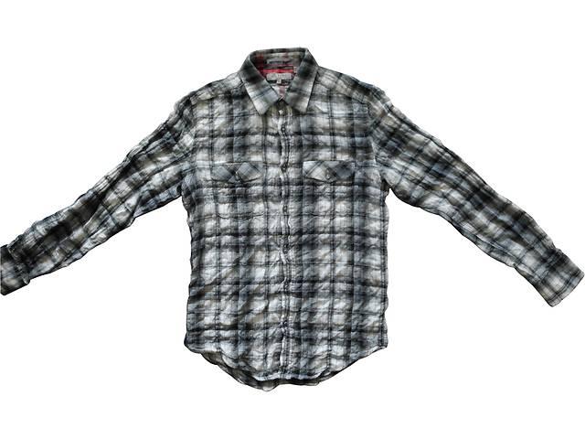 Мужская рубашка жатка в клетку TED BAKER London - объявление о продаже  в Полтаве