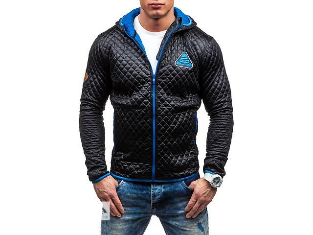 Мужская стильная демисезонная куртка с капюшоном- объявление о продаже  в Кривом Роге