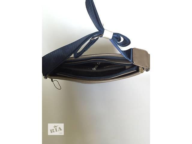 продам Мужская сумка через плече бу в Киеве