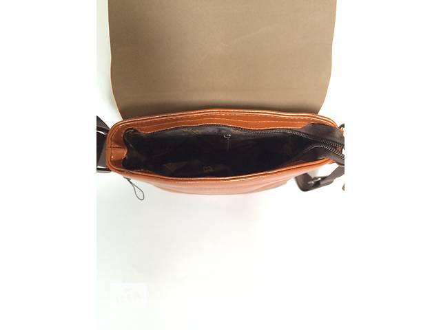 купить бу Мужская сумка через плечо от ПРОИЗВОДИТЕЛЯ в Киеве