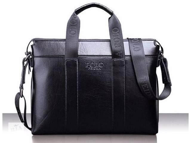 Мужская сумка-портфель Polo . Размер 37-28-6 см.- объявление о продаже  в Киеве