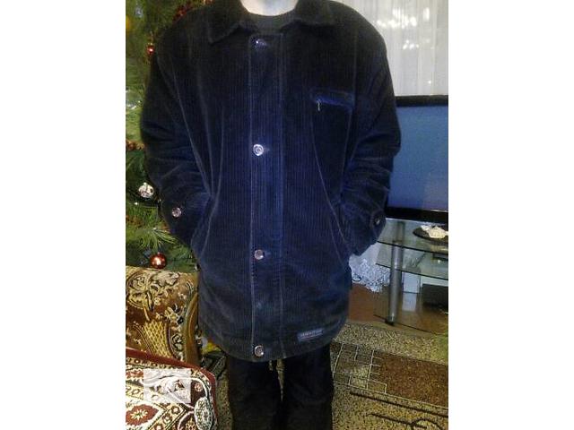 Пальто муж.(вильвет)- объявление о продаже  в Запорожье