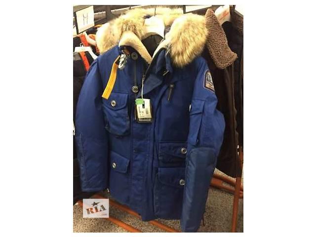 Мужская зимняя куртка Parajumpers L- объявление о продаже  в Киеве
