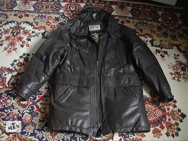 купить бу Мужская зимняя куртка в Овруче