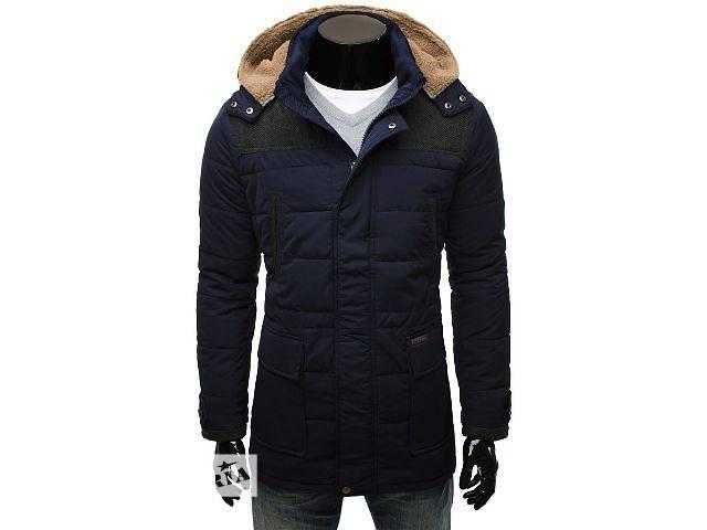 куртка парка мужская зимняя фото