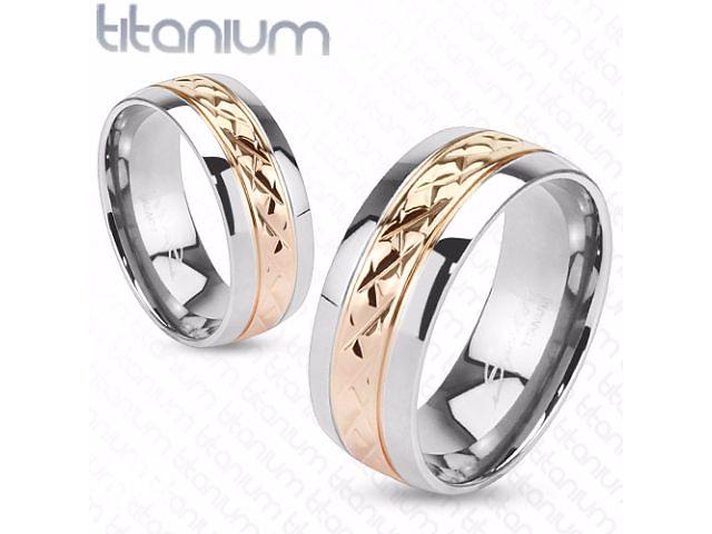 купить бу Мужское кольцо из титана Spikes (США) в Барышевке