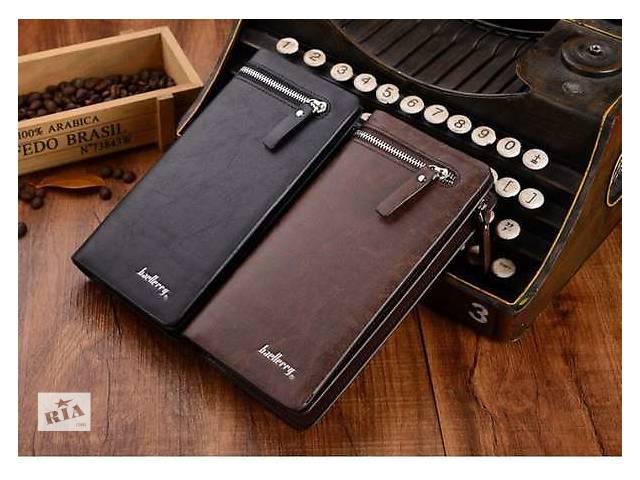 купить бу Мужское стильное портмоне - клатч кошелек Baellerry Italia ! в Тернополе