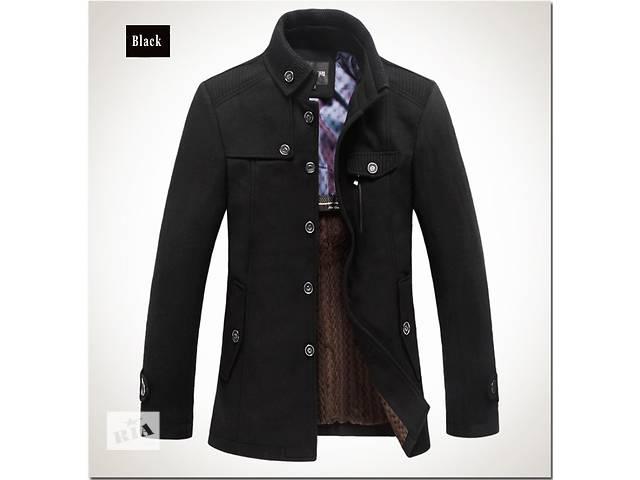 продам Мужское стильное пальто. бу в Запорожье