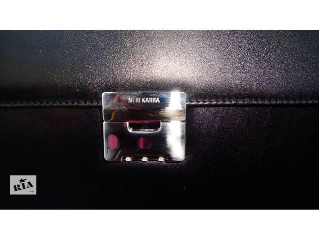 купить бу Мужской кожаный портфель Neri Karra. Супер цена!!! в Запорожье