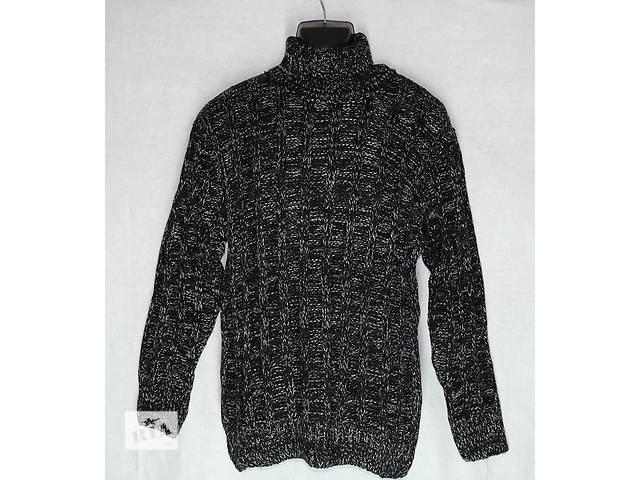 Мужской свитер (теплый, джемпер, качественный) - SV-601-1 осень/зима- объявление о продаже  в Одессе