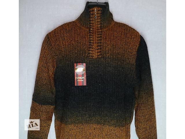 купить бу Мужской свитер (теплый, джемпер, качественный) - SV-603-1 осень/зима в Одессе