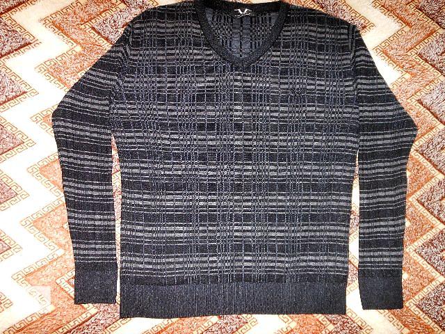 купить бу Мужской свитер в идеальном состоянии по бирке L в Дружковке