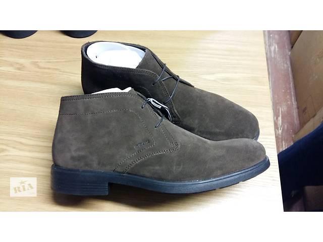 бу Мужские ботинки Geox в Днепре (Днепропетровск)