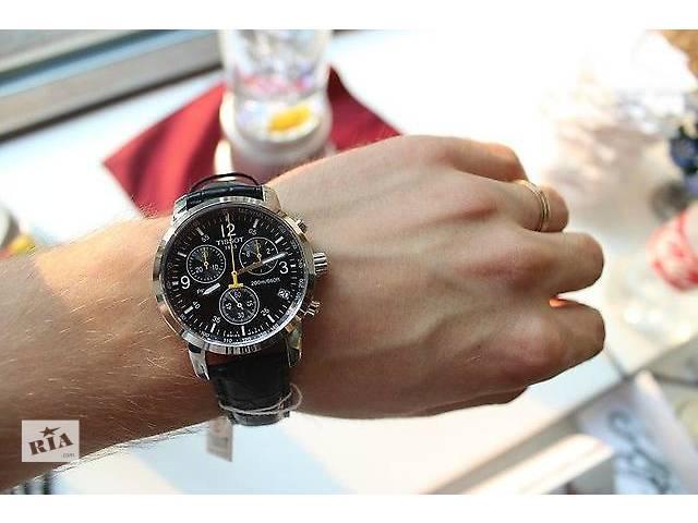 """Мужские часы отличного качества Tissot """"Модель-1853 года»- объявление о продаже  в Черкассах"""