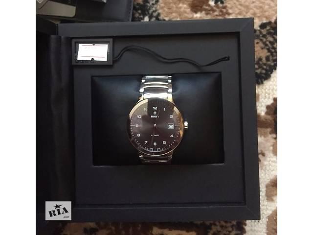 Мужские часы RADO 658.0939.3.011 механика (Оригинал)- объявление о продаже  в Киеве