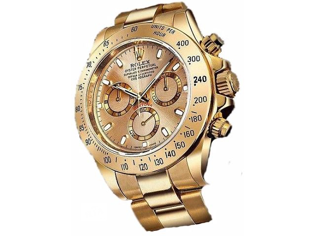 наручные часы rolex daytona gold такие ним