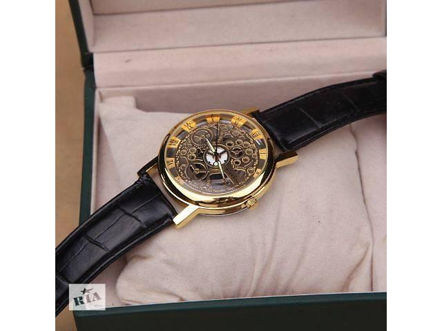 Мужские часы Скелетон - Silver , Gold- объявление о продаже  в Кривом Роге