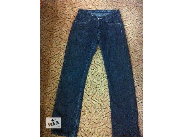 продам Мужские джинсы на байковой подкладке Gee JAY бу в Северодонецке