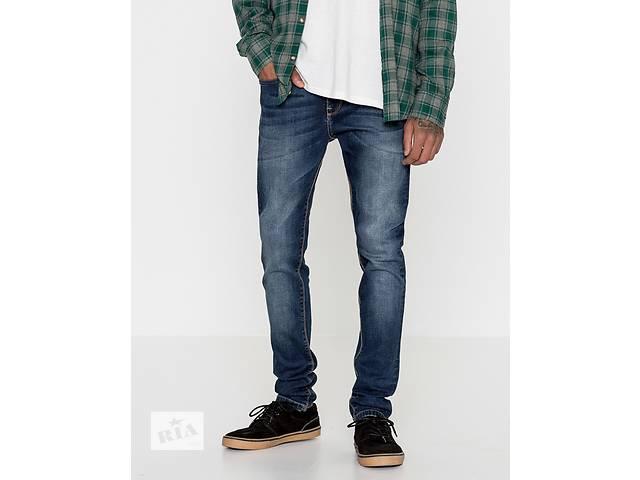 продам Мужские джинсы Skinny PULL&BEAR (оригинал | Испания) бу в Одессе
